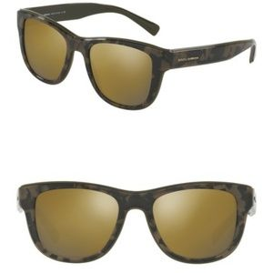 Dolce & Gabbana Square Full Rim Sunglasses